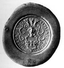 Sigille från 1603