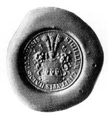 Sigill från 1800-talet