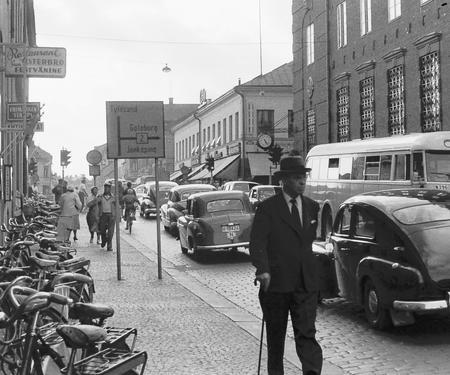 Halmstadbilder 50-talet del 1