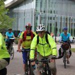 Halmstad är i år arrangör för Cykelturistveckan