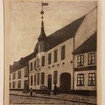 Norre Kavaljeren tecknad av Gustav Dillberg