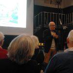 Föreläsare från Gamla Halmstad medverkade i temakväll om stadens kulturarv