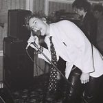 Sex Pistols i Halmstad 1977
